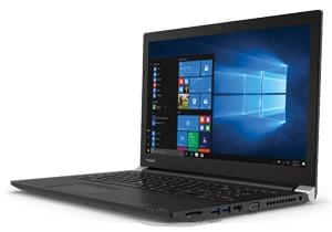 Toshiba Tecra HD Business Laptop