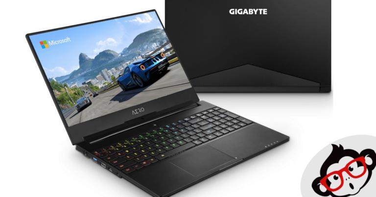 gigabyte aero 15 review
