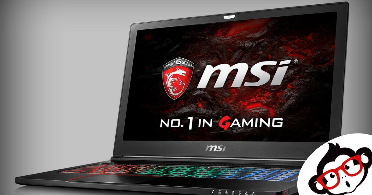 best msi gaming laptops