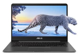 ASUS ZenBook Thin and Light Laptop