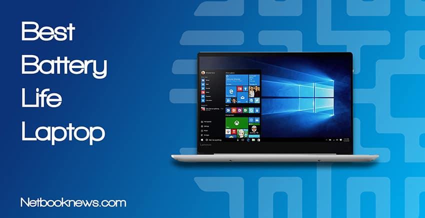 Best Battery Life Laptop