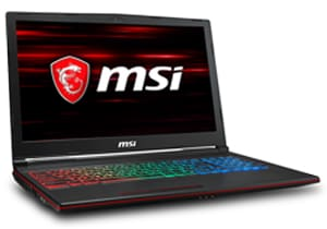 XOTIC PC MSI GP73
