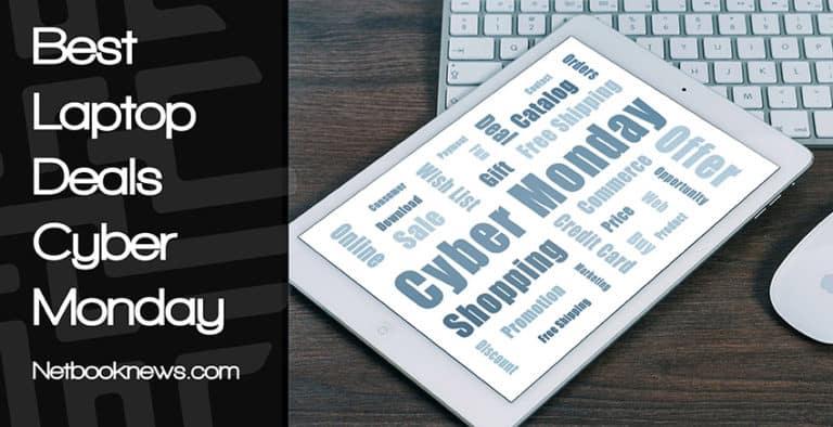 Best Laptop Deals Cyber Monday