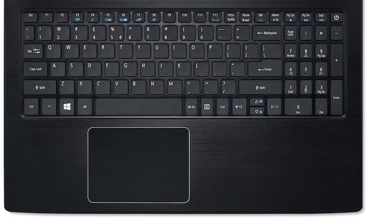 Acer Aspire E-15 Keyboard