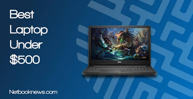 Best Laptop Under 500 dollar