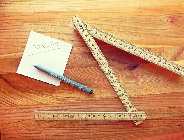 write down measure