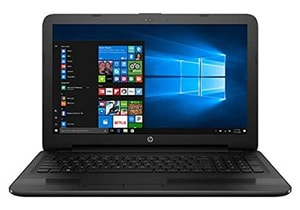 HP 15.6 inch HD Touchscreen Laptop PC