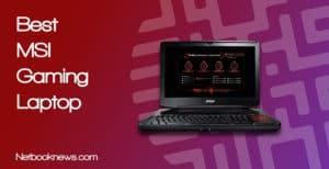 best msi gaming laptop