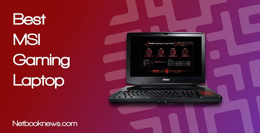 best msi gaming laptop