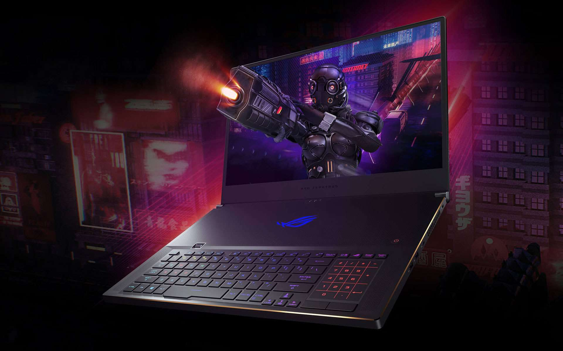 Gaming laptop is dominant with 1080p display, even with high-end laptops