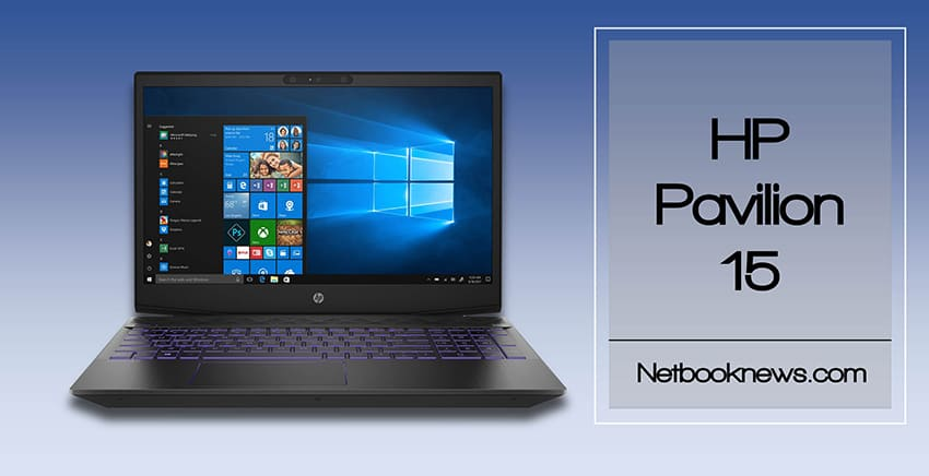 HP Pavilion 15 2019- feature