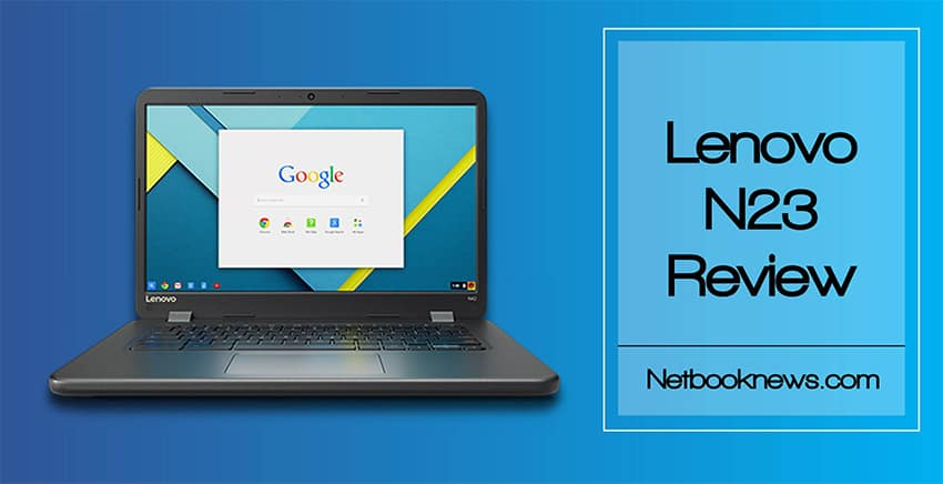 Lenovo N23 Review
