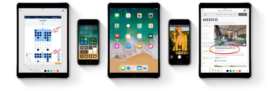 iOS 11 teaser iPhone iPad 1