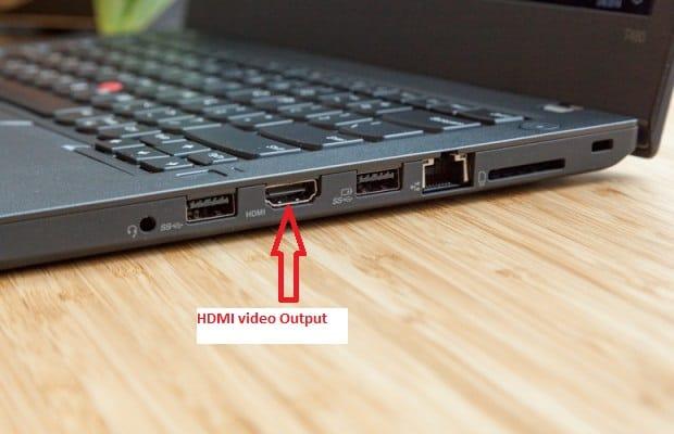 FS Step1 hdmi video outputport
