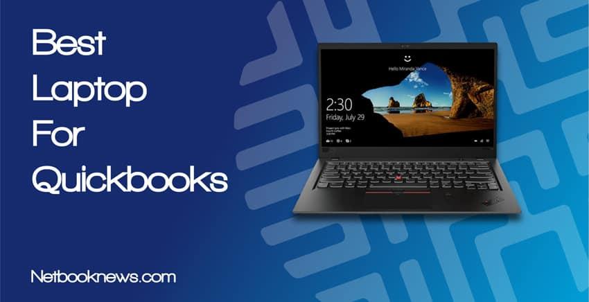 best laptop for quickbooks