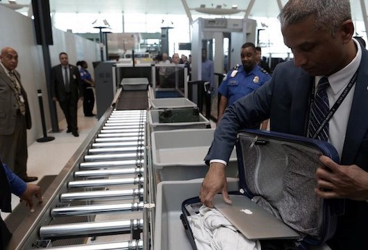 Is It Safe To Put My Laptop Through An Airport Scanner?