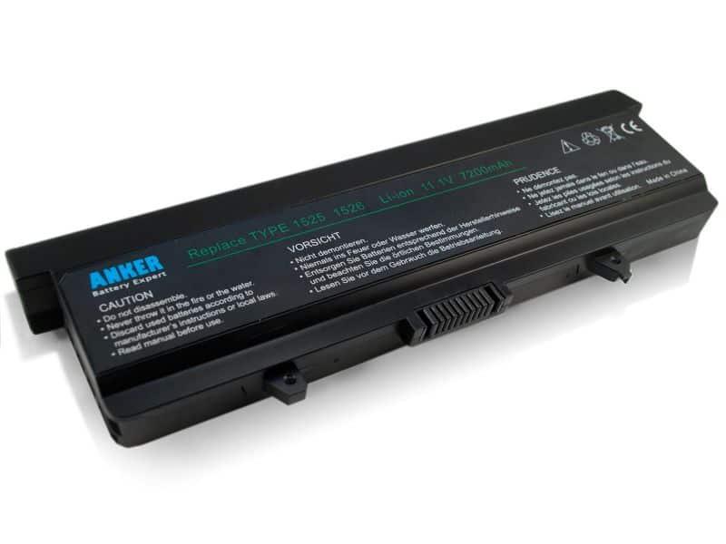 Faulty Laptop Battery