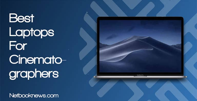 best laptop for cinematographers