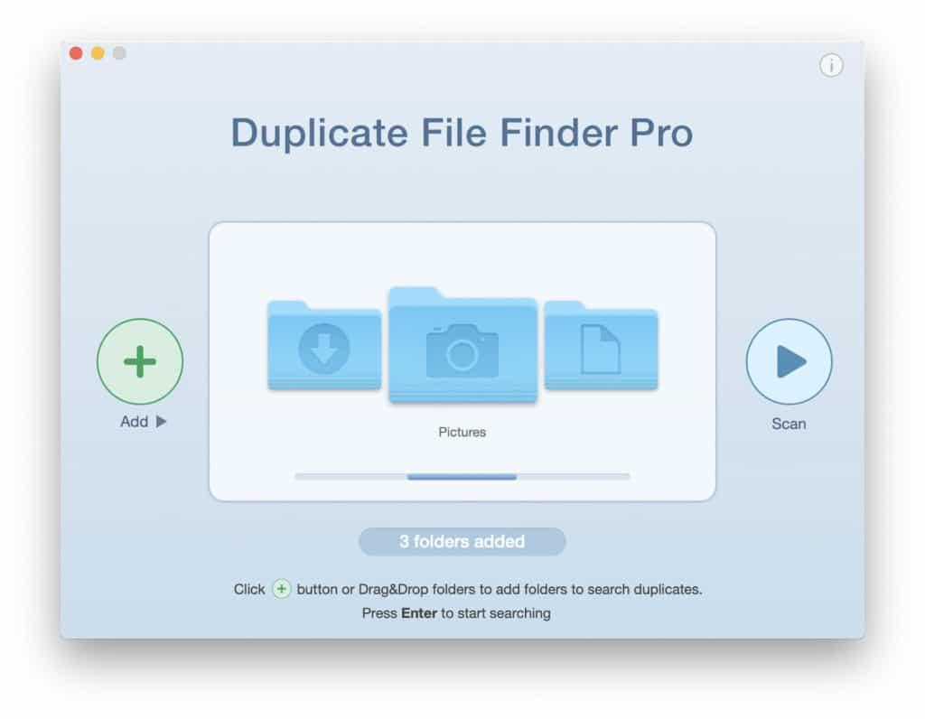 "Open ""Duplicate File Finder"""