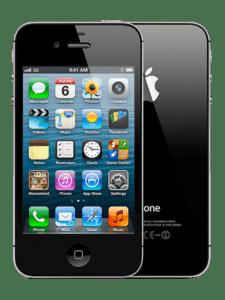 iphone4s black