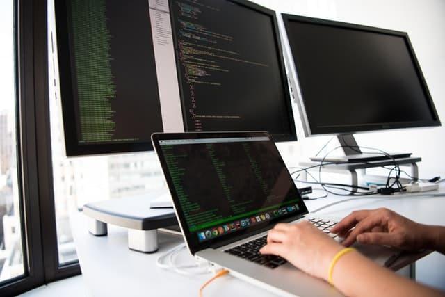 desktop or laptop for programming