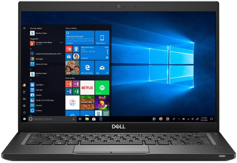 Dell Latitude 7390 (2018, YCC64) Review