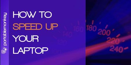 speed up your laptop